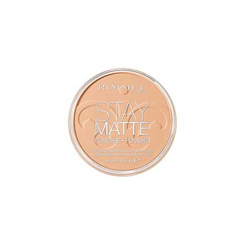 Rimmel Stay Matte Pressed Powder - 020 Nude Beige