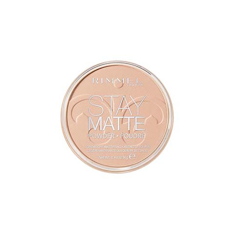 Rimmel Stay Matte Pressed Powder 14g - 010 Worm Honey