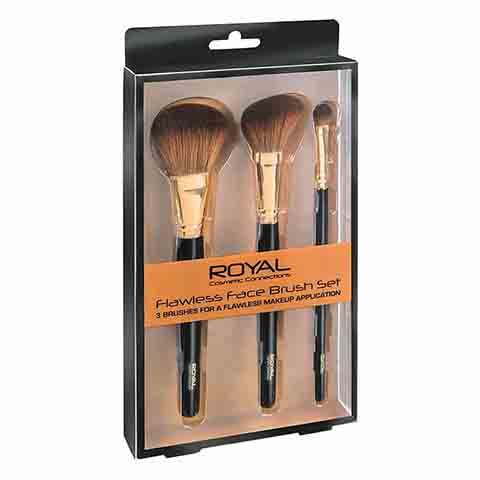 Royal Cosmetic Connections Flawless Face Brush Set (3179)