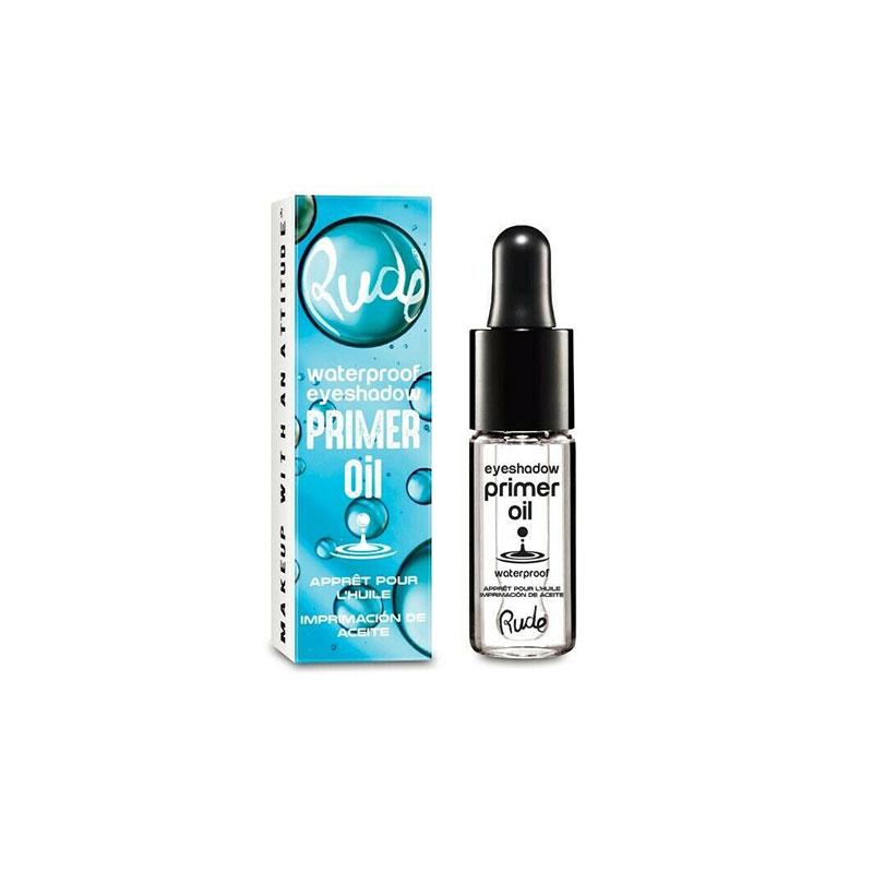 Rude Waterproof Eyeshadow Primer Oil 5ml