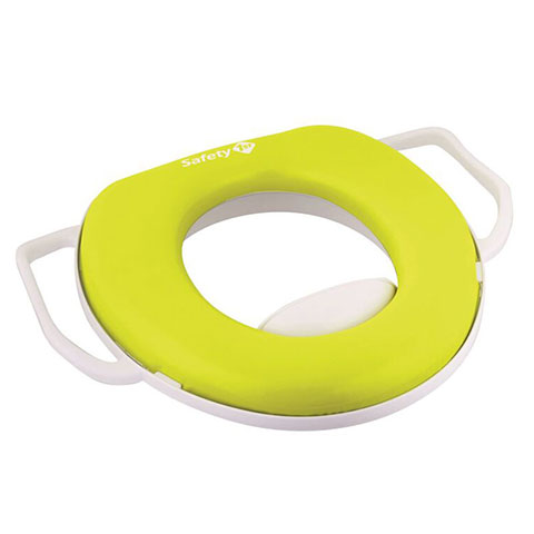 Safety 1st Comfort Potty Training Seat Lime (3618)