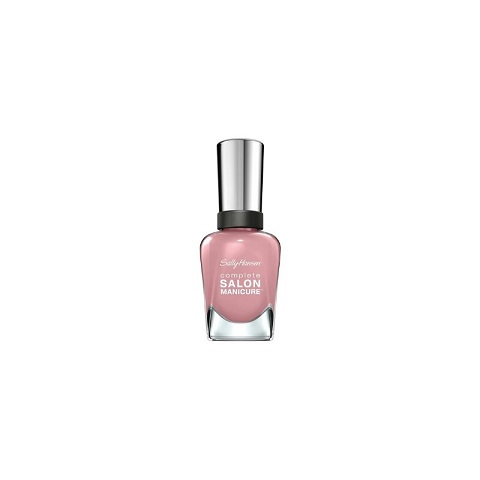 Sally Hansen Complete Salon Manicure Nail Polish 14.7ml - 302 Rose To The Occasion