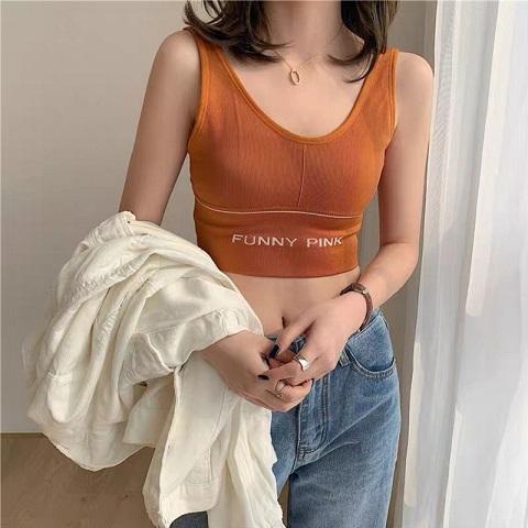 Women's Seamless Sportswear - Brown