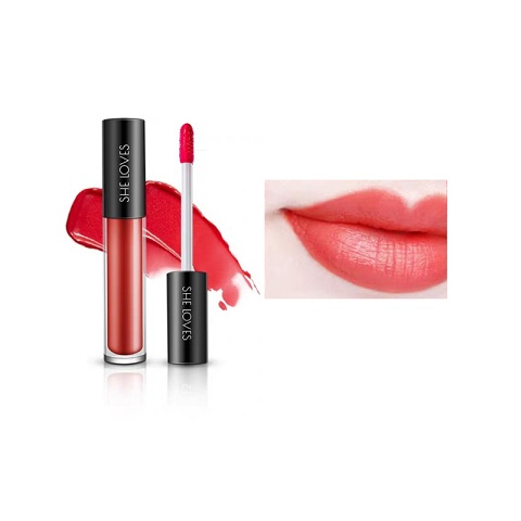 She Loves Charming Smile Matte Lip Gloss - 17