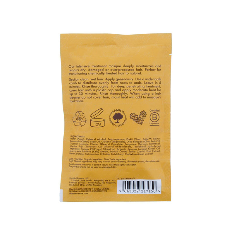 Shea Moisture Raw Shea Butter Deep Treatment Masque 59ml