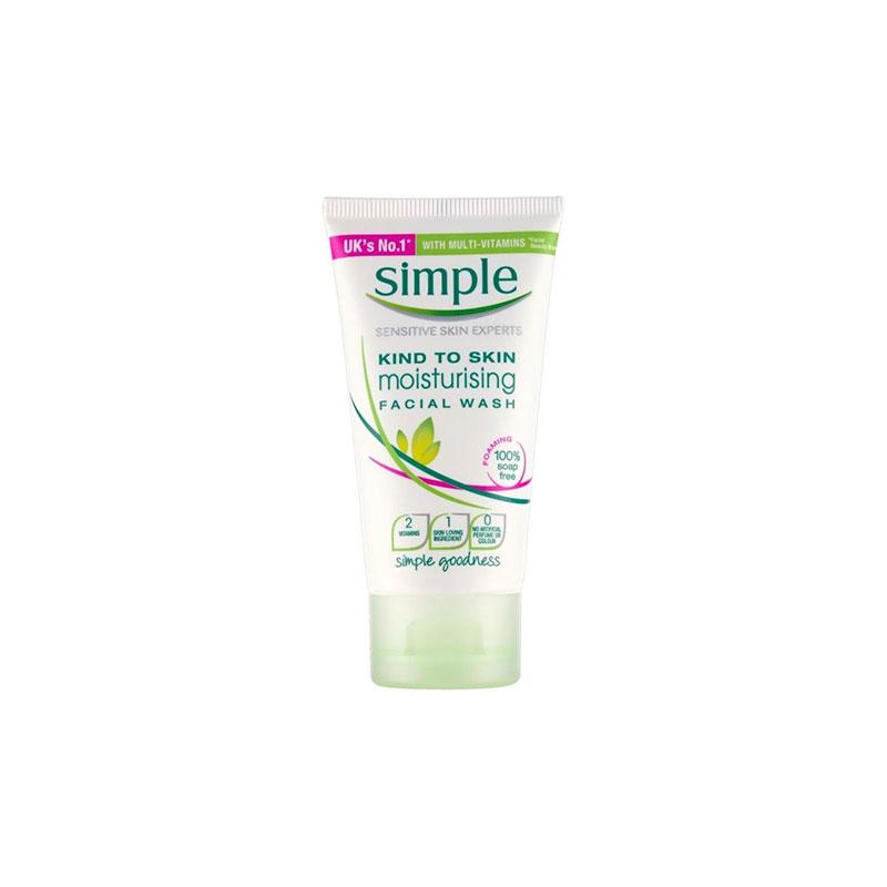 Simple Kind to Skin Moisturising Facial Wash 50ml