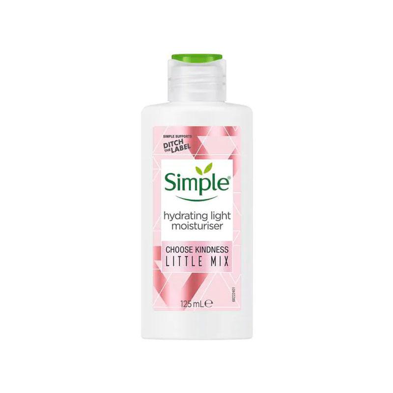 Simple Little Mix Hydrating Light Moisturiser 125ml