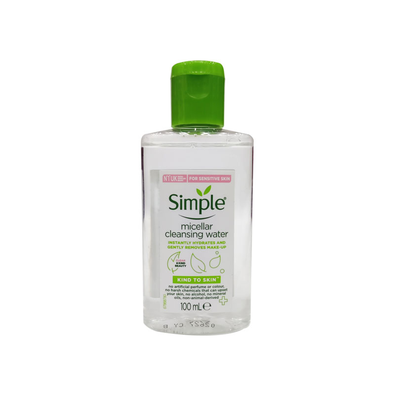 Simple Kind To Skin Micellar Cleanser Water 100ml