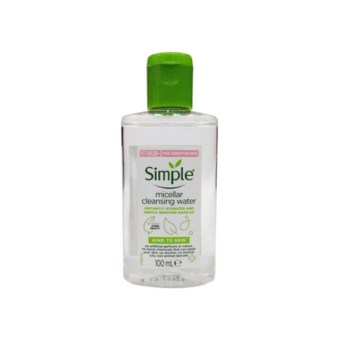 Simple Micellar Cleanser Water Kind To Skin 100ml
