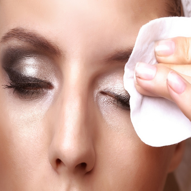 Simple Micellar Water Boost Makeup Remover Eye Pads 30 Pads