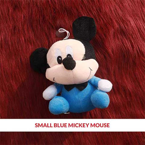 Small Blue Mickey Mouse