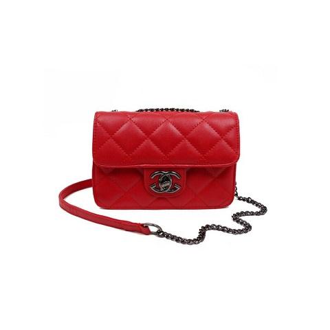 Small Fragrant Style Rhombus Chain Bag (1001047)