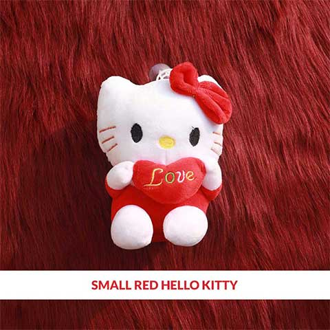 Small Red Hello Kitty