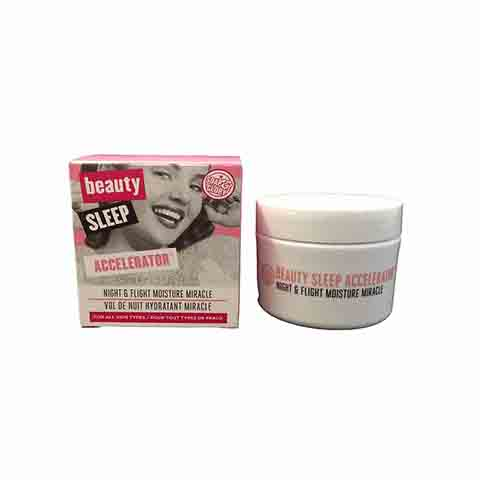 Soap & Glory Beauty Sleep Accelerator Night & Flight Moisture Miracle 45ml