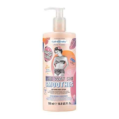 Soap & Glory Call Of Fruity The Way She Smoothes Softening Body Lotion 500ml