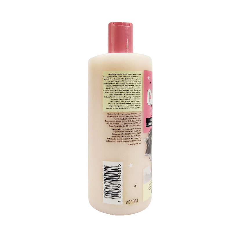 Soap & Glory Calm One Calm All Soul Soothing Silky Bubble Bath Scented Original Pink 500ml