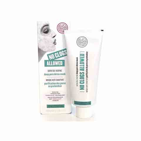 Soap & Glory No Clogs Allowed Deep Pore Detox Mask 100ml