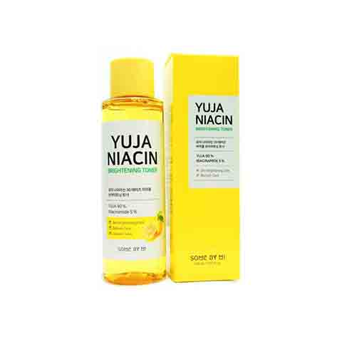 SOME BY MI Yuja Niacin Brightening Toner 150ml