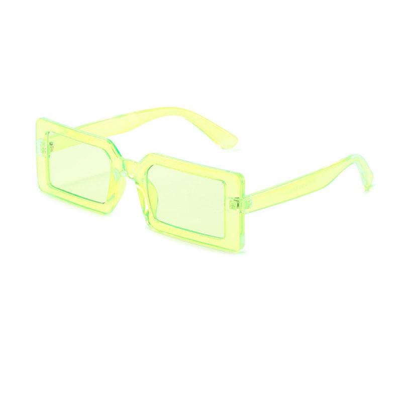 Square Small Frame Sunglasses