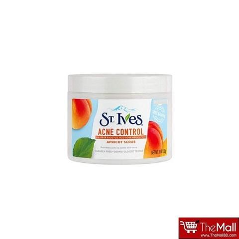 St. Ives Acne Control Apricot Scrub 283g