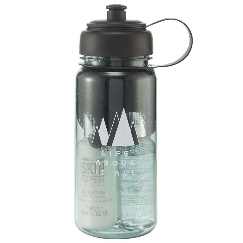 Style & Grace Skin Expert Life Above It All Fitness Bottle Gift Set