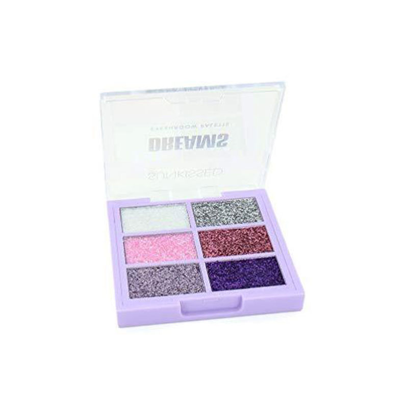 Sunkissed Diamond Dreams Glitter Eyeshadow Palette