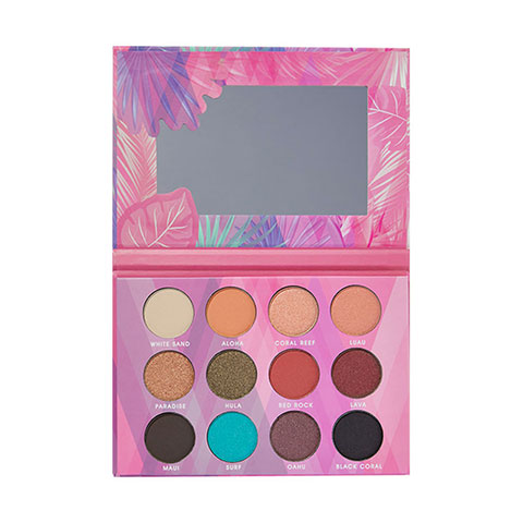 Sunkissed Hawaiian Dusk Eyeshadow Palette