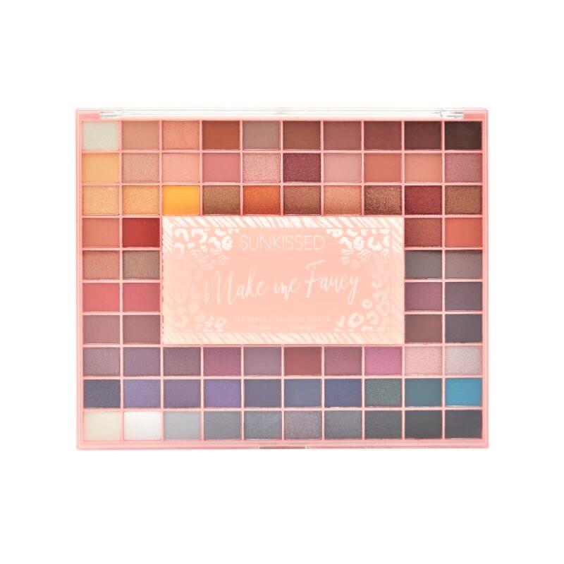 Sunkissed Make Me Fancy 100 Shade Eyeshadow Palette