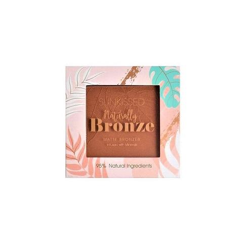 Sunkissed Naturally Bronze Matte Bronzer 16g