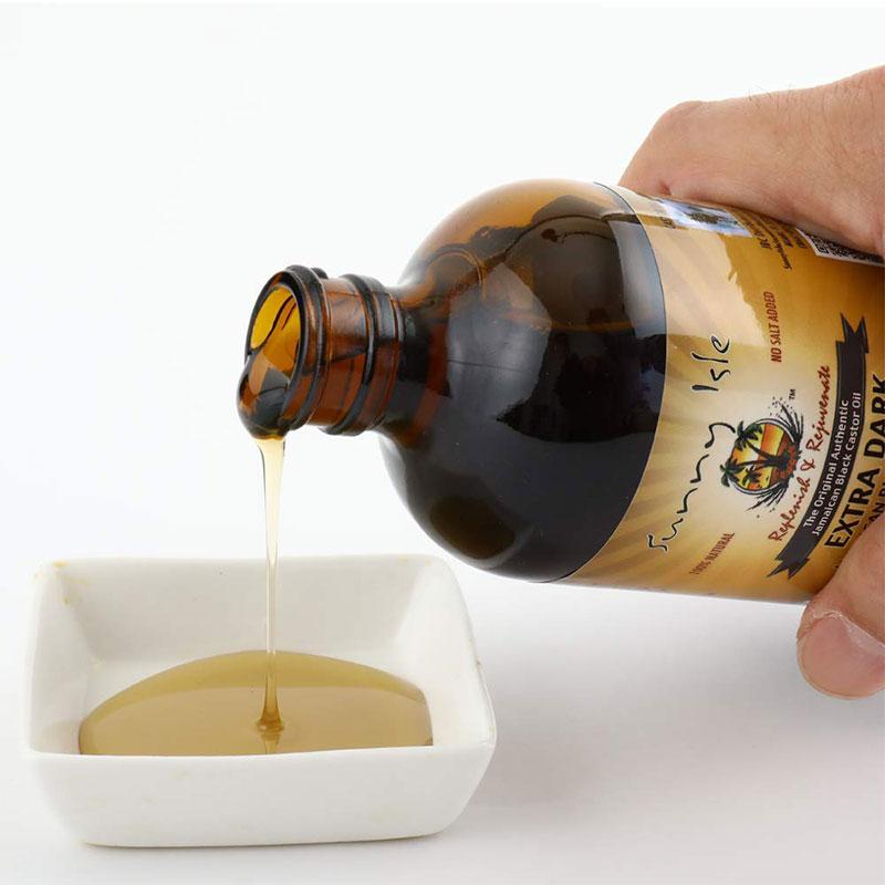 Sunny Isle Extra Dark Jamaican Black Castor Oil 178ml ( 6fl )