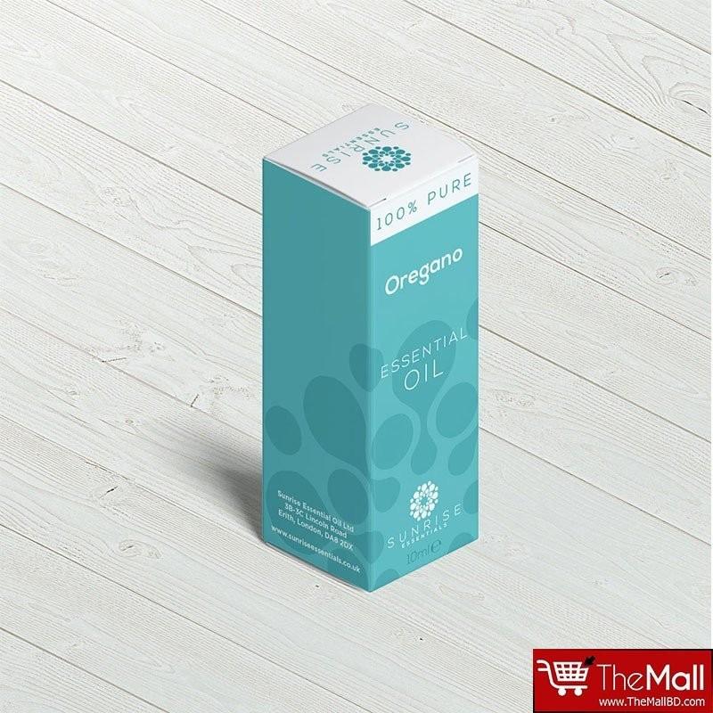 Sunrise Essentials 100%  Pure Oregano  Essential Oil 10ml