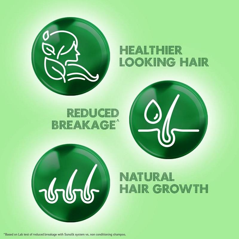 Sunsilk Co-Creations Healthier & Long Shampoo 650ml