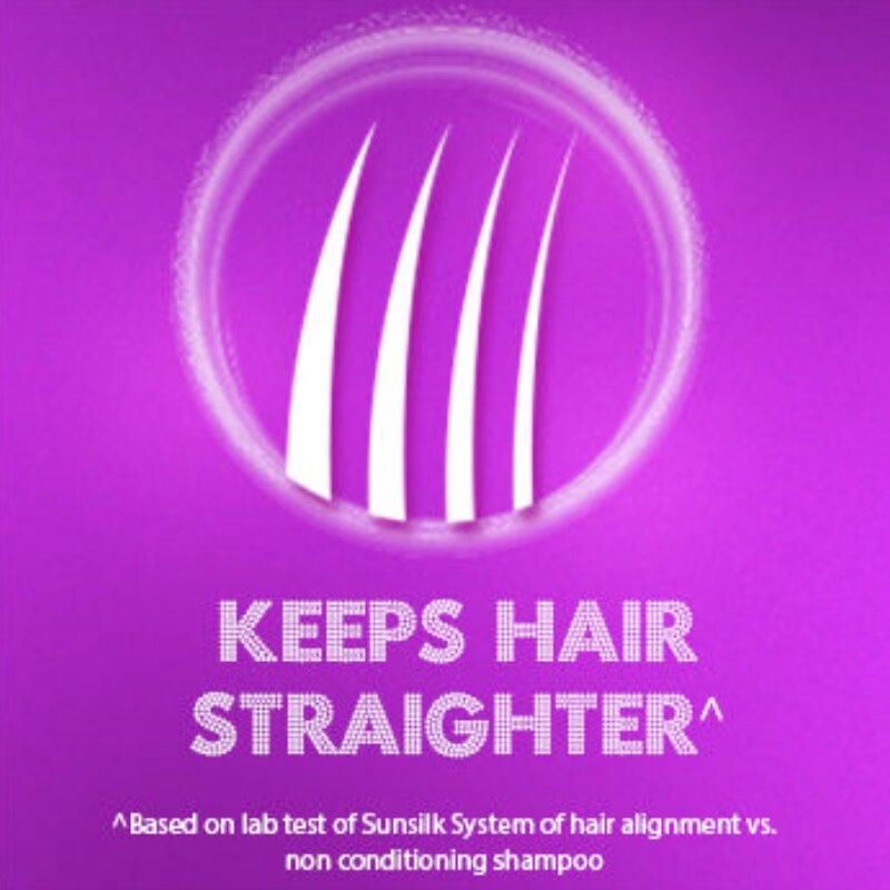 Sunsilk Co Creations Perfect Straight Shampoo 650ml