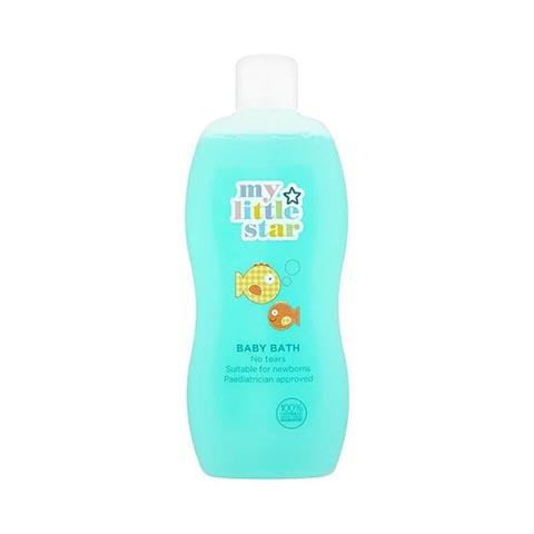 Superdrug My Little Star Baby Bath 300ml