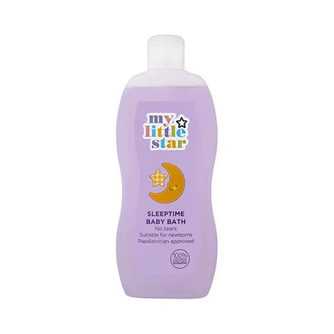 Superdrug My Little Star Sleeptime Baby Bath 300ml
