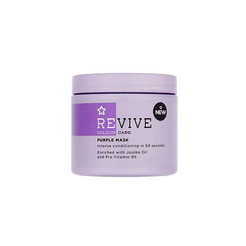 Superdrug Revive Colour Care Purple Hair Mask 200ml