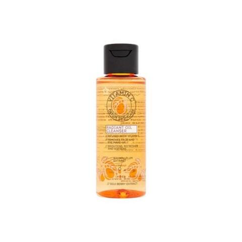 Superdrug Vitamin C Detox Skincare Radiant Oil Cleanser 100ml