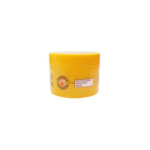 Superdrug Vitamin C Orange Peel Revitalising Jam Mask 75ml