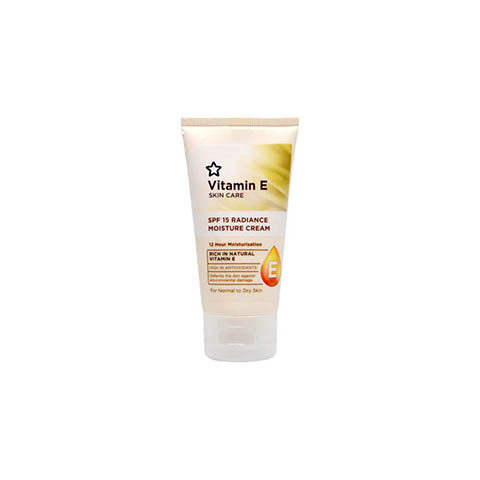 Superdrug Vitamin E Radiance Moisture Cream 50ml