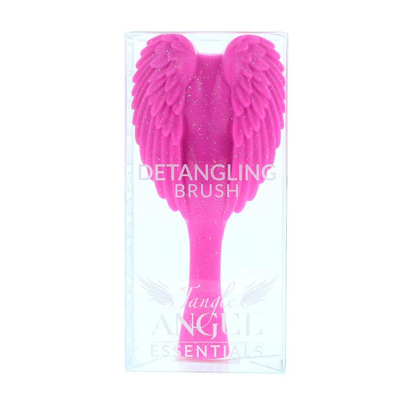 Tangle Angel Essentials Detangling Hair Brush - Pink