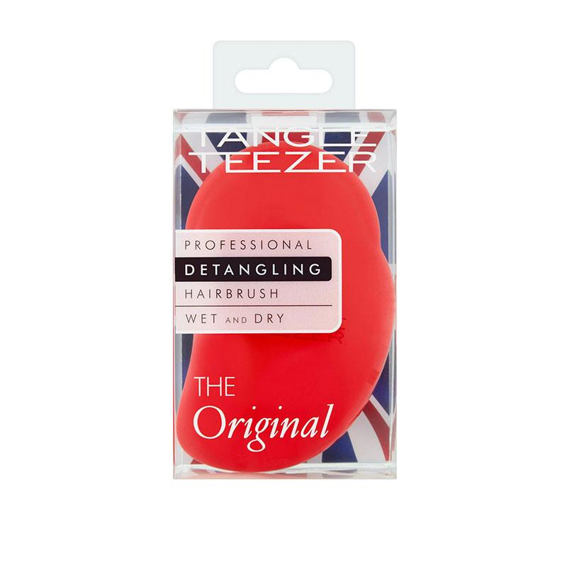 Tangle Teezer The Original Professional Detangling Hair Brush - Red