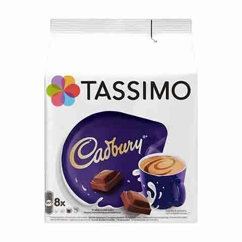 Tassimo Cadbury Hot Chocolate 8 Pods 240g
