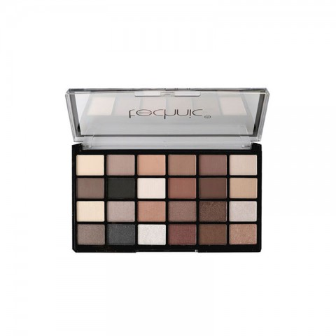 Technic 24 Eyeshadows Palette - Brownie Points