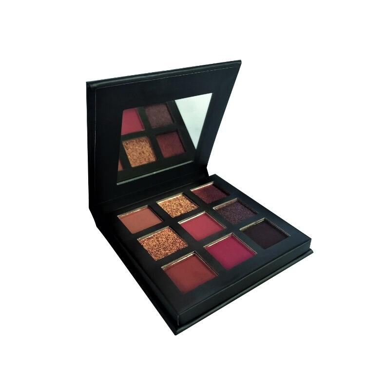 Technic 9 Pressed Pigments Eyeshadow Palette - Alluring