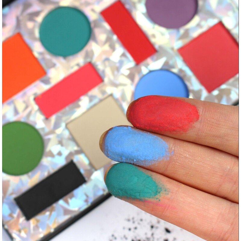 Technic Anything Goes Pressed Pigment Eyeshadow Palette