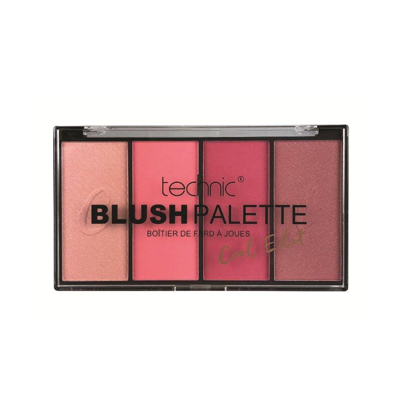 Technic Blush Palette Cool Edit