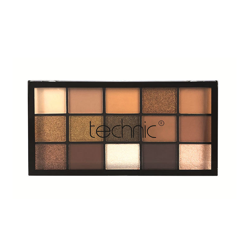 Technic Boujee Pressed Pigment Eyeshadow Palette