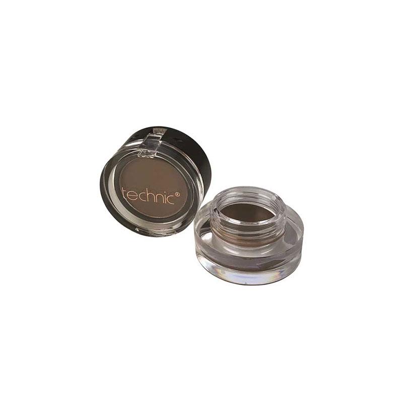 Technic Brow Pomade & Powder Duo Brow Kit - Medium