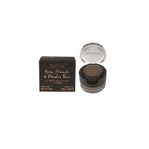 Technic Brow Pomade & Powder Duo Brow Kit - Medium