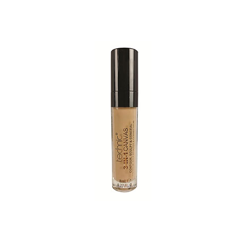 Technic Cosmetics 3-IN-1 Canvas Concealer - Beige